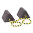 RPA-R  Large Rubber Pyramid Chocks